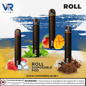 ROLL DISPOSABLE POD