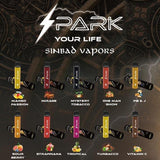 Spark Disposable Pod 35mg (1000 Puffs)