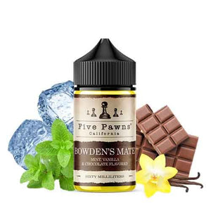 Five Pawns California - Bowden's Mate