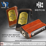 Hotcig RST Restart 212W TC Box MOD