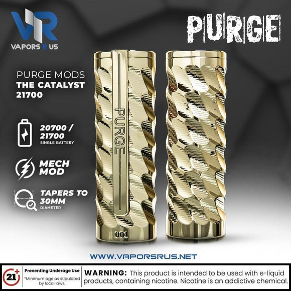 Purge Mods - The Catalyst 21700 by Purge Mods