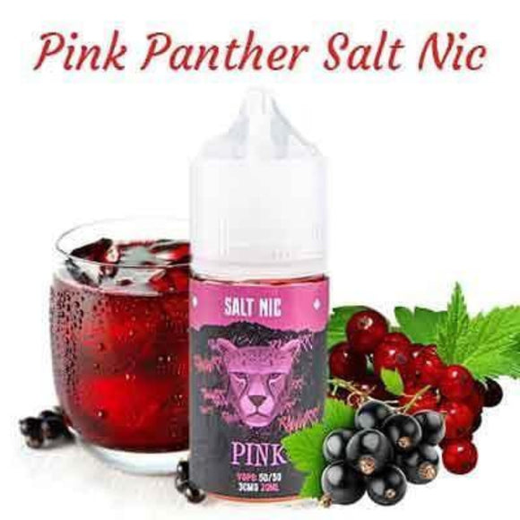 Pink Panther Salt Nicotine | Dr vapes