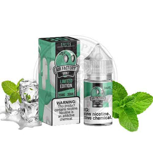 Air Factory SALTNIC - Mint Limited Edition