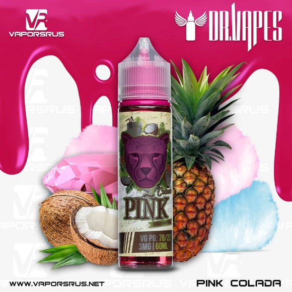 Dr Vapes - Pink Colada | The Panther Series