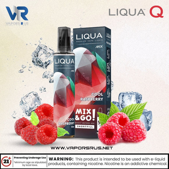 LIQUA COOL RASPBERRY