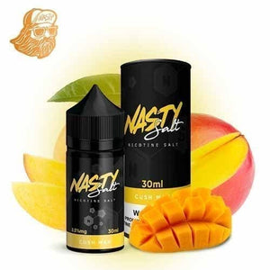 NASTY SALT – CUSH MAN MANGO | Nasty Juice