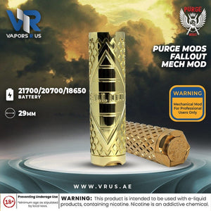 Purge Mods Fallout Mechanical MOD   (Mechanical)