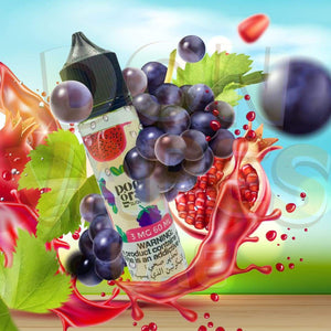 JUSAAT – Pome Grape (60ml - 3mg)