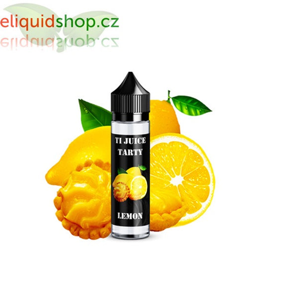 TI Juice Tarty Lemon