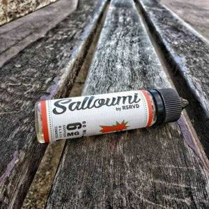 SALLOUMI BY RSRVD | UAE Vapors R Us - The first vape store in UAE