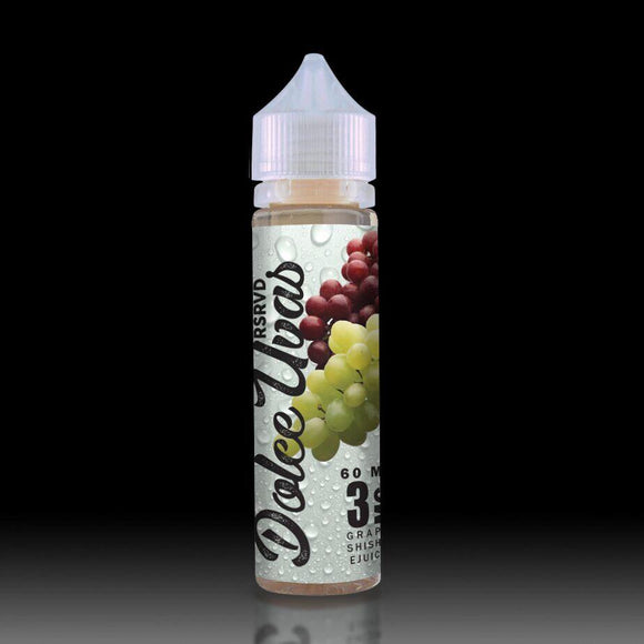 RSRVD - DOLCE UVAS -60 ml-3mg | UAE Vapors R Us - The first vape store in UAE