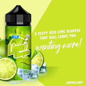 SLURFEE - Lemon Lime 3mg 60ml