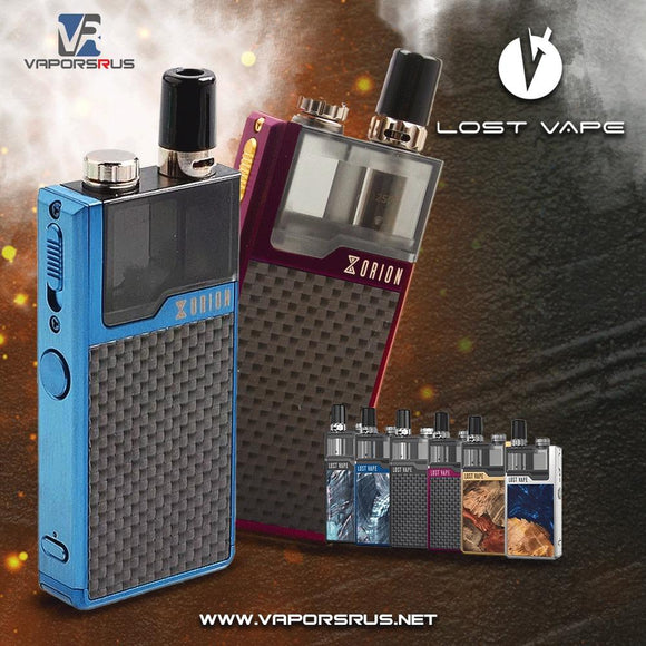 Orion Plus Kit - Lost Vape | Lost Vape