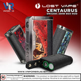 LOST VAPE CENTAURUS DNA250C 200W BOX MOD