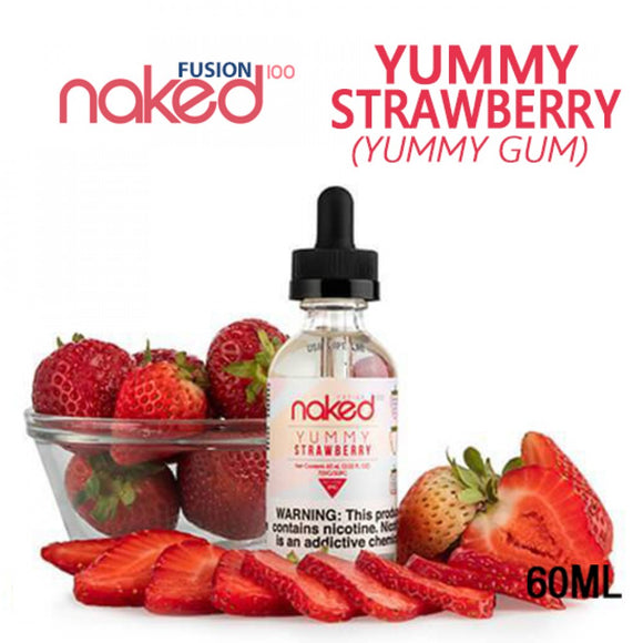 Naked 100 - Triple Strawberry | Naked