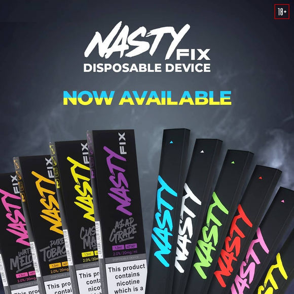 NASTY FIX Disposable Device