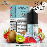 Pod Salt Fusions - Charlies Chalk Dust Strawberry Kiwi Ice (UAE) | Pod Salt