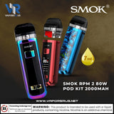 SMOK RPM 2 80W Pod Kit 2000mAh