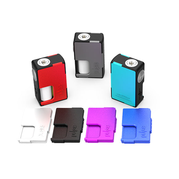 Vandy Vape Replacement Panels for Pulse BF Box Mod | UAE Vapors R Us - The first vape store in UAE