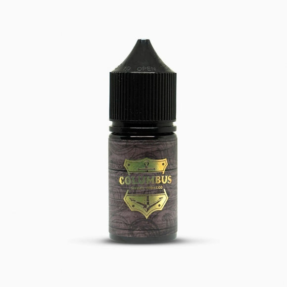 Columbus Sweet Tobacco 30ml SaltNic by Grand Eliquid
