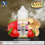 LOADED Salt - Strawberry Jelly Donut