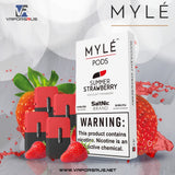 MYLE PODS - SUMMER STRAWBERRY | VGOD