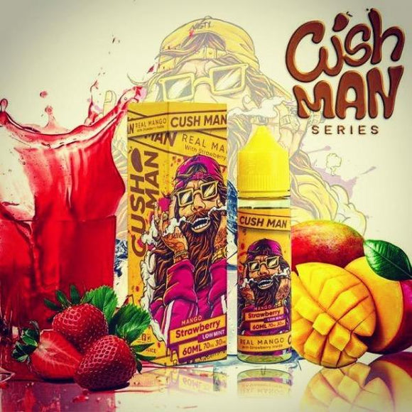 Nasty Juice - Cush Man Mango Strawberry | Nasty Juice