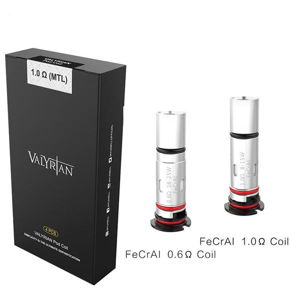 Uwell Valyrian Replacement Pod Coil (4pcs/pack)