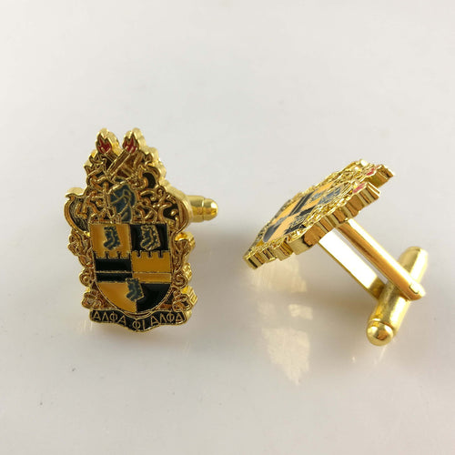Alpha Phi Alpha Fraternity LOGO   custom  Cufflinks  Jewelry 1 Pair - Songbird Deals