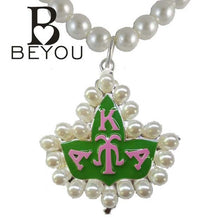 1pc NEW  AKA IVY leaf pink and green Jewelry  necklace - Songbird Deals