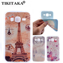 Silicone Cute Tower for Samsung Galaxy grand Prime G530 G5308 G530H G5308W Cases Soft TPU Skin cover for Galaxy Core Prime G360 - Songbird Deals