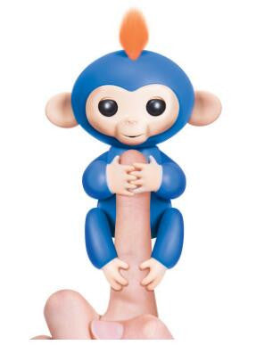 Fingerlings Interactive Monkeys Smart Fingers Electronic Fingerlings - Songbird Deals