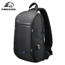 Backpack. Business Laptop waterproof with USB socket shoulder - Songbird Deals
