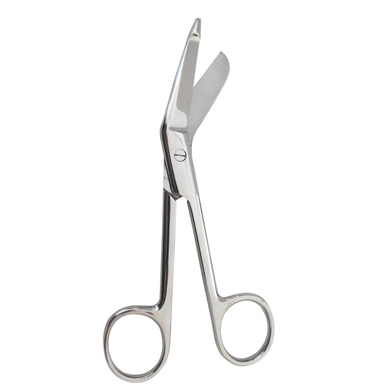 Scissors. Stainless Steel Bandage Scissors 14cm Nursing Scissors for Medical Home Use - Songbird Deals