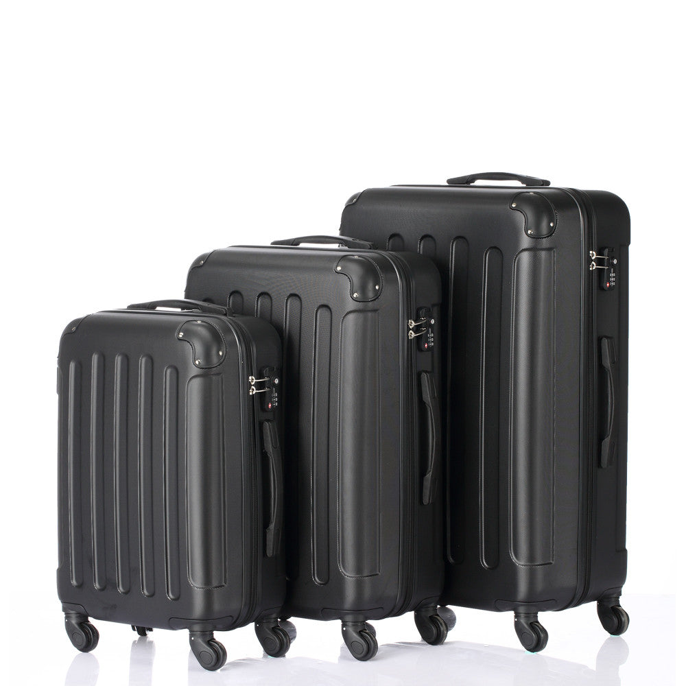 Suitcase set. 3-in-1 Portable ABS Siitcase 20