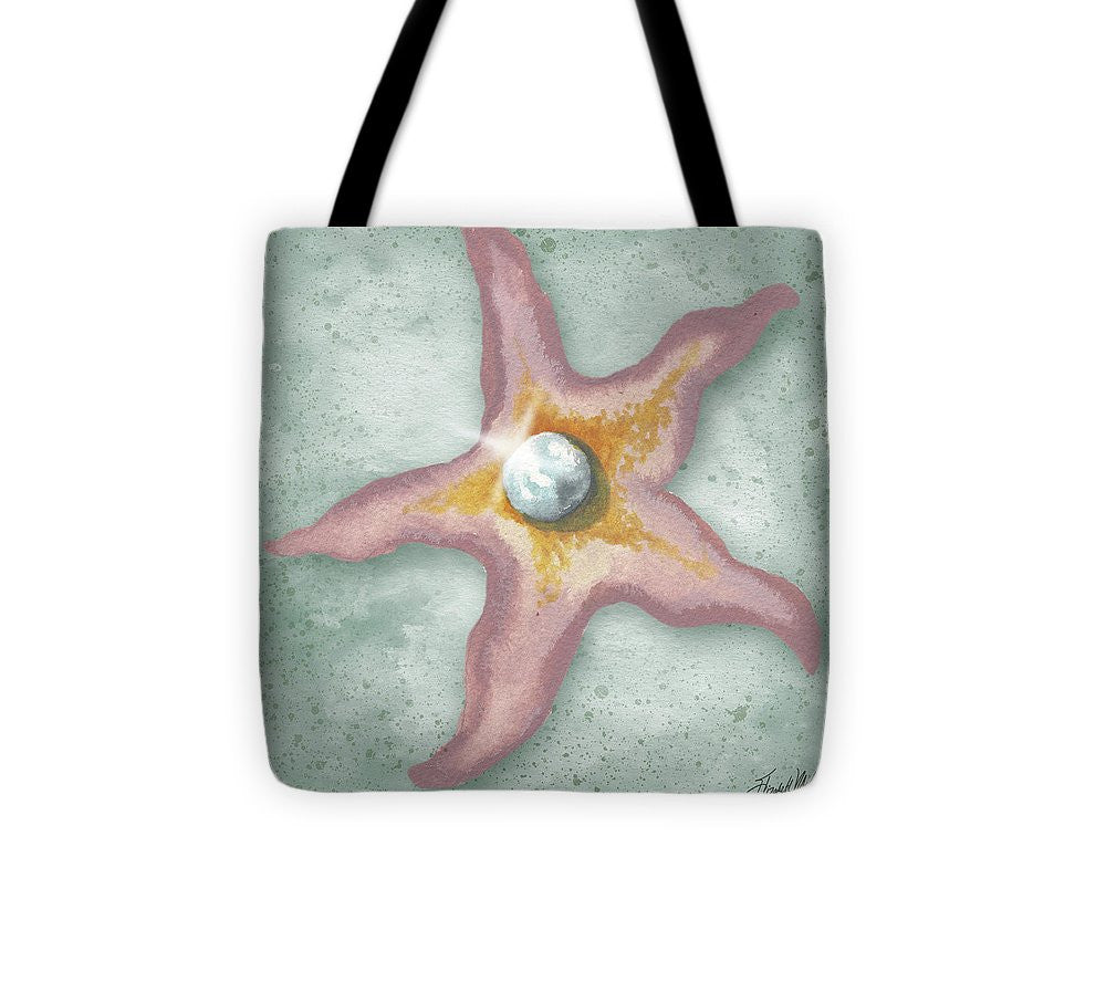 Tote bag. Mermaid Treasure II Tote Bag - Songbird Deals