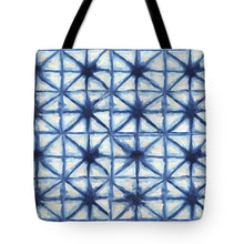 Tote bag. Shibori Iv Tote Bag - Songbird Deals