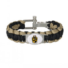 BGLO Divine 9  Paracord Bracelets Alpha Phi Alpha Fraternity Adjustable Survival Bracelet - Songbird Deals