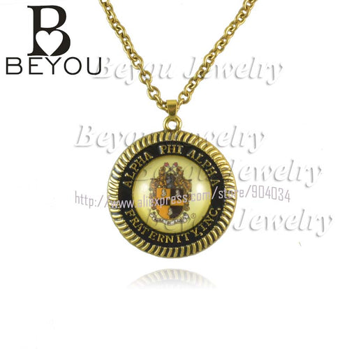 Alpha Phi Alpha Fraternity Inc Jewelry necklace 1906 Jewelry BGLO Divine 9 - Songbird Deals