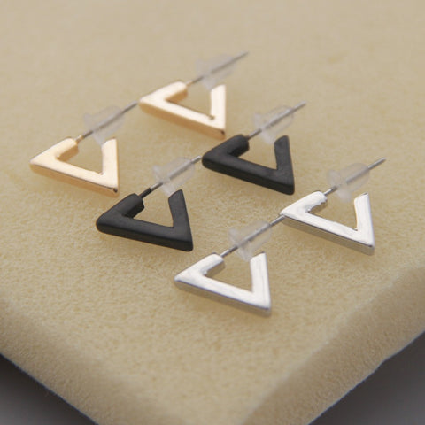 Beautiful Triangle Earrings