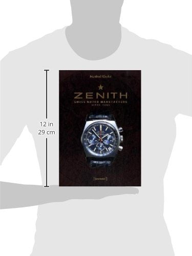 Zenith: Swiss Watch Manufactured Since 1865 Possible T-Shirt Logo Design