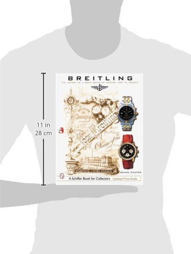 Breitling 3rd Edition Revised - Levers Escape- Mens and Women's Luxury Watches, Fashion Accessories & Literature
