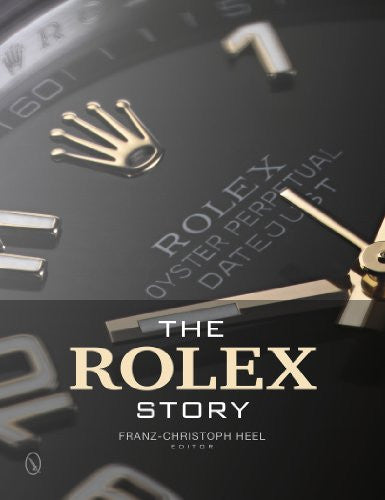 The Rolex Story By Schiffer Publishing Book Cover View
