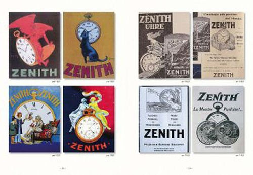 Zenith: Swiss Watch Manufactured Since 1865 Logo View
