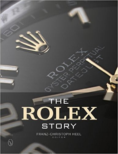 The Rolex Story - Levers Escape- Men's/Women's Luxury Watches, Fashion Items, Accessories, Literature & More