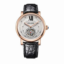 Reef Tiger/RT Casual Designer Watch for Men Tourbillon Automatic Watch with Blue Crystal Crown Alligator Strap Watches RGA192 - Levers Escape- Men's/Women's Luxury Watches, Fashion Items, Accessories, Literature & More