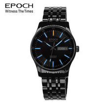 EPOCH 6021G waterproof 100m tritium gas luminous fashion business mens quartz watch - Levers Escape- Men's/Women's Luxury Watches, Fashion Items, Accessories, Literature & More