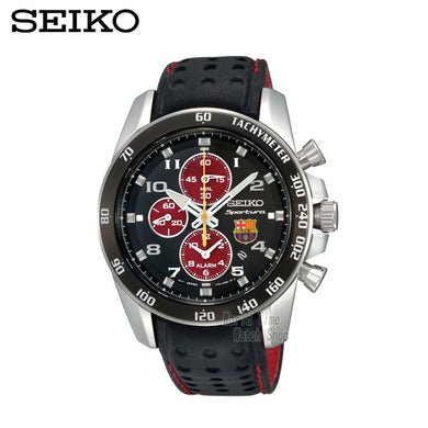 SEIKO Watch Limited Edition SNAE75P1 Tachometer Sapphire Glass Quartz Chronograph - Levers Escape- Mens and Women's Luxury Watches, Fashion Accessories & Literature