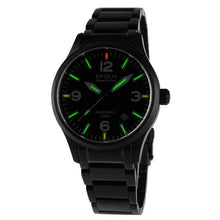 EPOCH 7009GN Men's Waterproof 100m Tritium Gas Luminous Sapphire Automatic Mechanical Watch- Levers Escape, Luxury Watches & Accessories & More