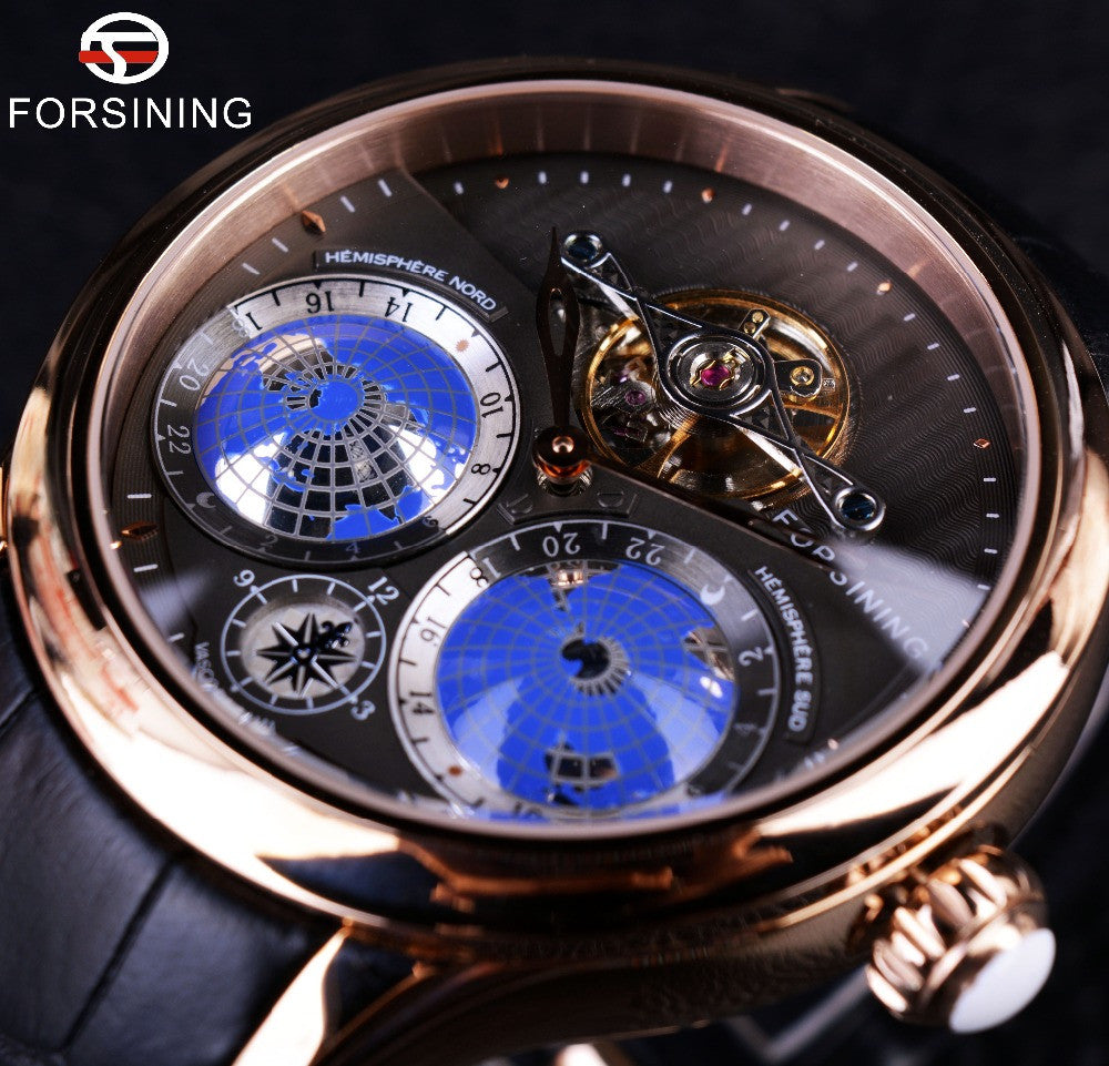 Luxury Men's Mechanical Watch By Forsining - Levers Escape- Men's/Women's Luxury Watches, Fashion Items, Accessories, Literature & More